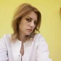 Hrytskiv Lilia Volodymyrivna #1