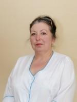 Hlynska Oksana Volodymyrivna #1