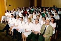 2000 рік. Збори колективу з нагоди 10-річчя центру #1