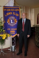 Charity. Member of the Lions Club of Lviv #1