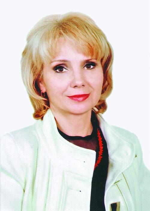 Beaver Lyudmila Yosypivna #1