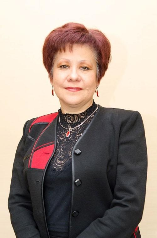 Лига Ольга Володимирівна #1
