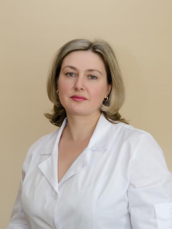 Kusharska Olga Vladimirovna #1
