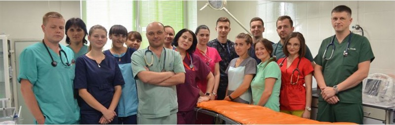 Department of Anesthesiology and Intensive Care #1