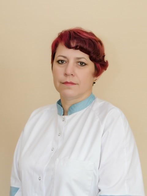 Shorobura Marta Bogdanovna #1