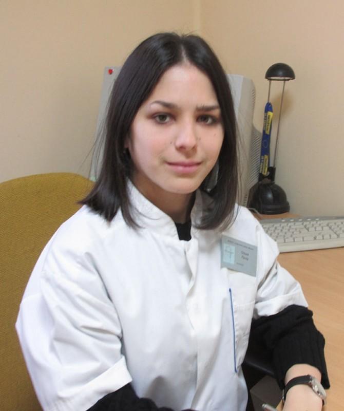 Pechiy Olga Petrovna #1