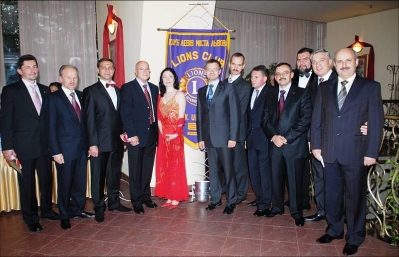 Lions Club of Lviv #1