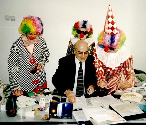 2006. Development of psychological service. Dr. Clown Project #1