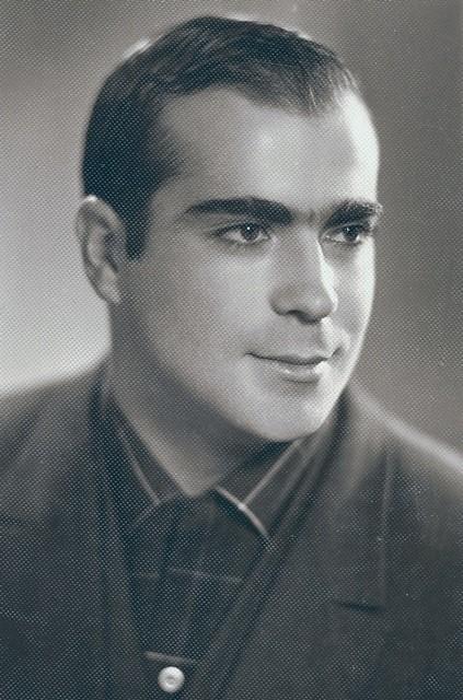 Олександр Миндюк. Молоді роки #1