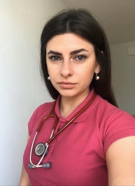 Стегніцька Мар'яна Василівна #1
