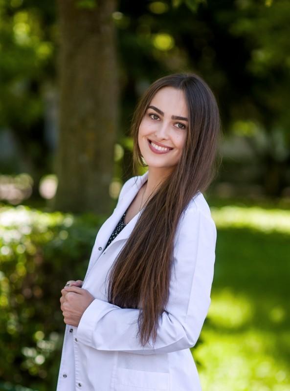Монастирська Ольга Романівна #1
