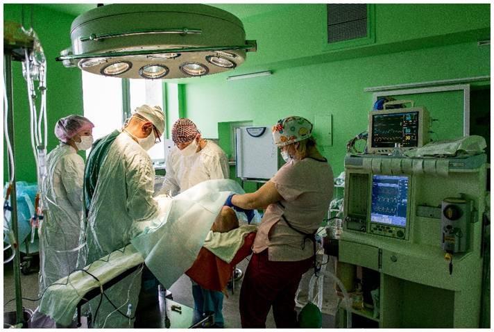 Унікальна операція #1